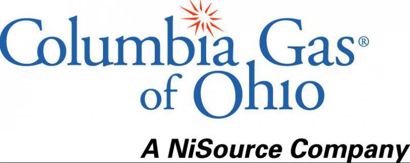 Photo of Columbia Gas logo
