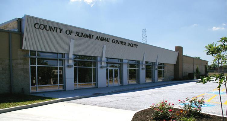 Summit County Animal Control Center