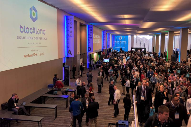The Blockland Solutions Conference brought together tech leaders, entrepreneurs, and government officials to map out Cleveland's tech future.