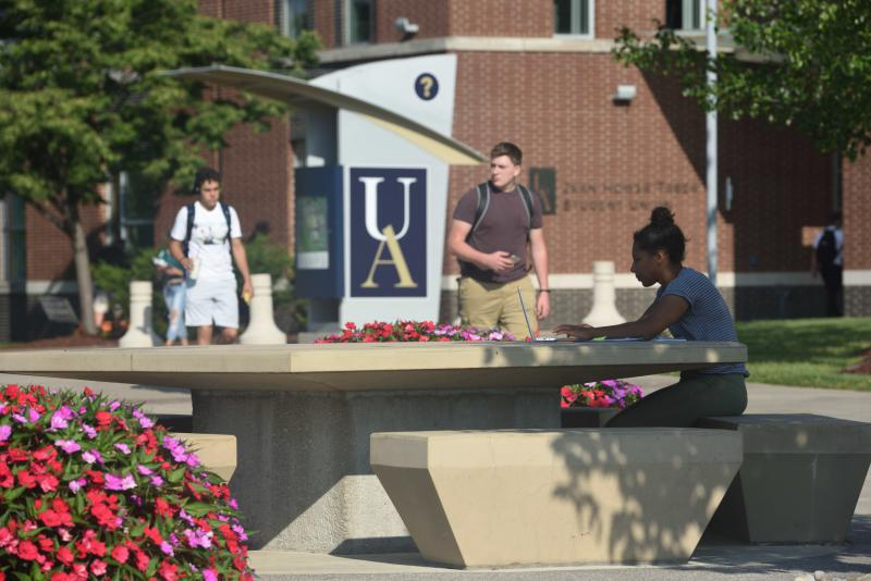 The University of Akron has been under the leadership of interim president John Green since May 2018.