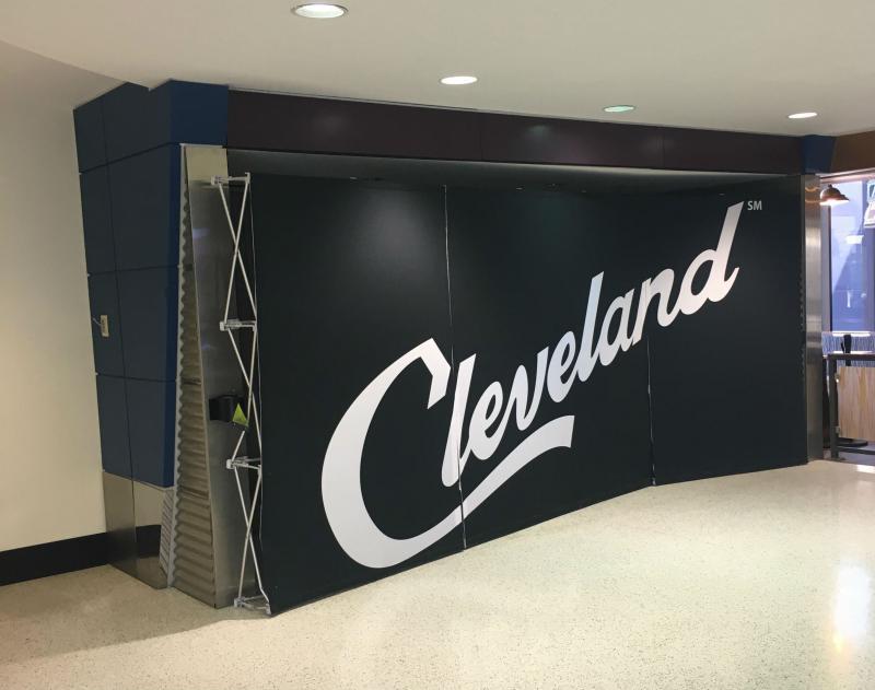 photo of Concourse D entrance