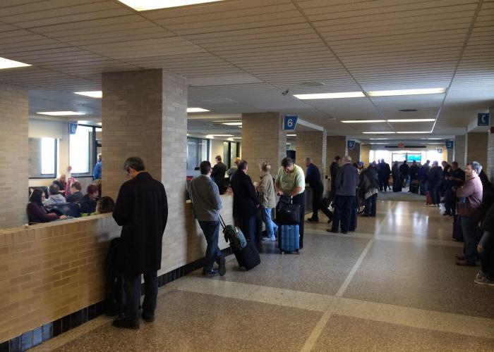 Budget Rental Car Hopkins Airport
