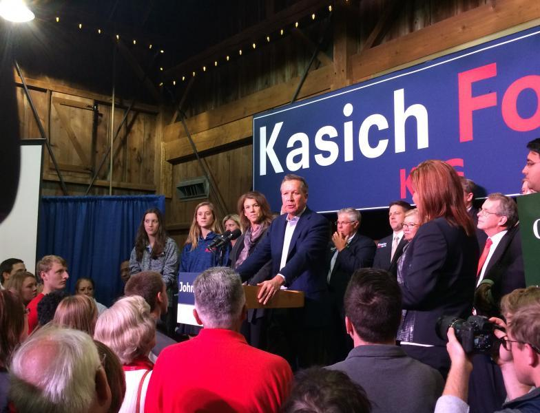 Donald Trump's path to nomination clears as John Kasich drops out
