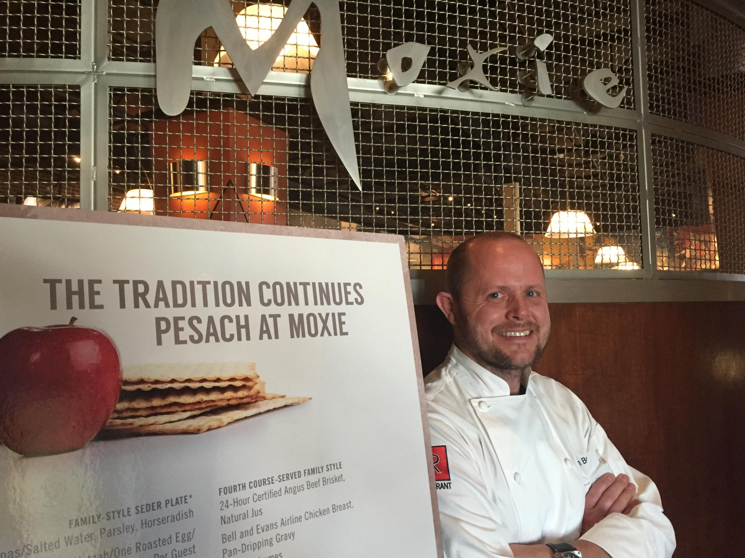 Passover at a Beachwood Restaurant Goes Gourmet While