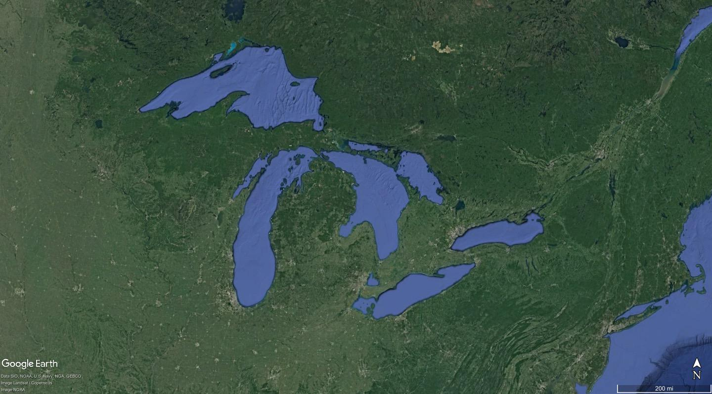 Congress Continues Full Funding For Great Lakes Restoration Initiative