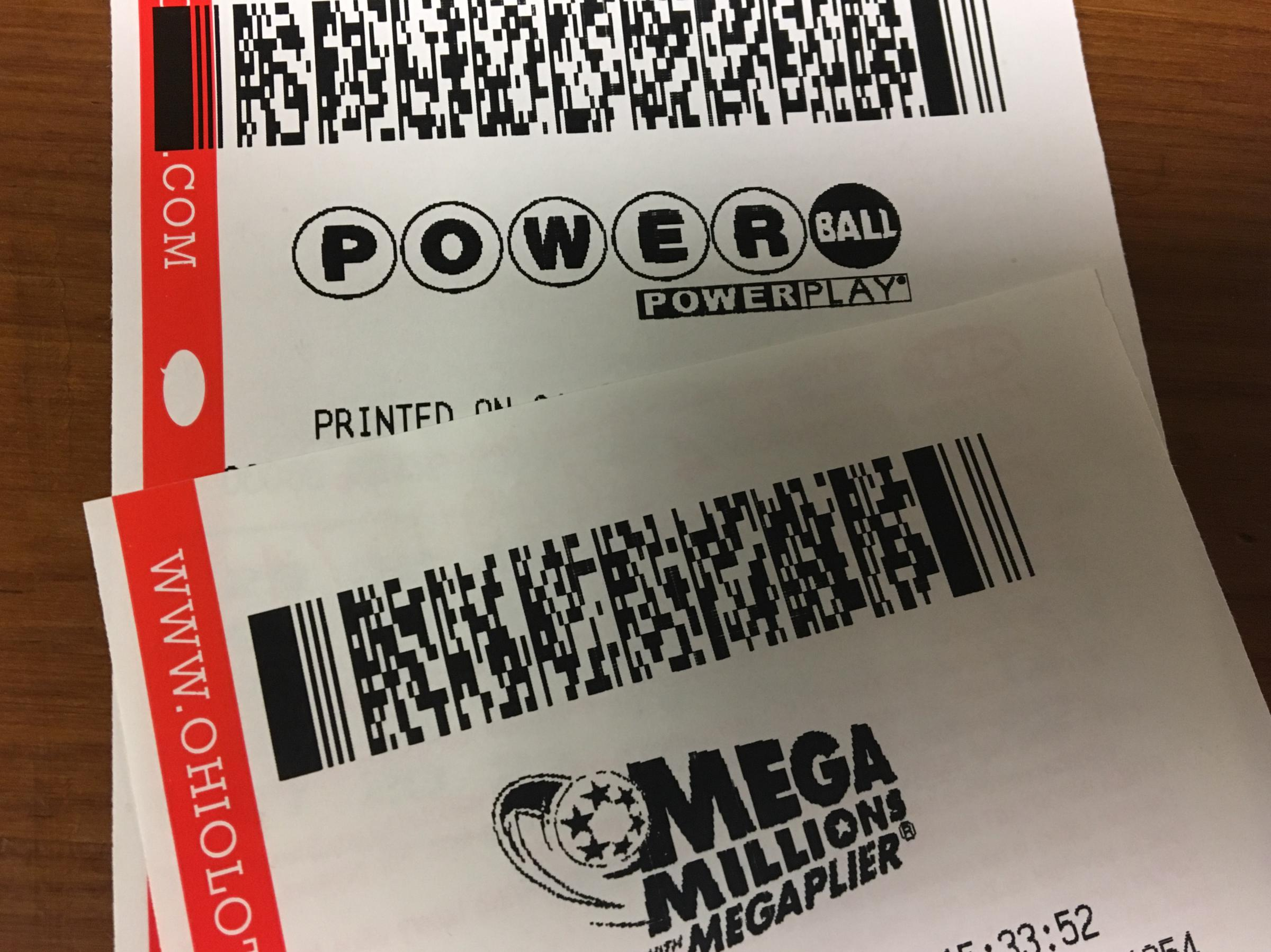 Mega Millions jackpot victor  in Florida, but Powerball at $570M