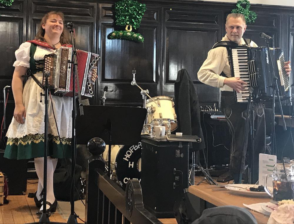 Shuffle A Husband And Wife Accordion Duo In Americas Polka