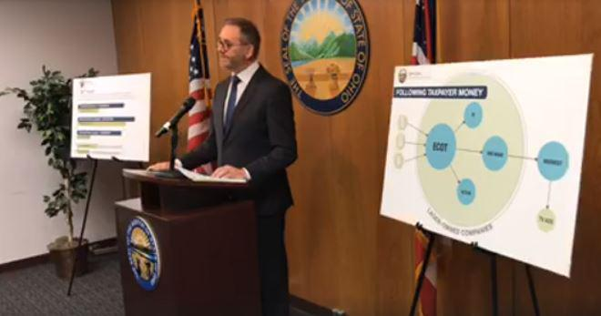 Ohio Auditor Dave Yost releases ECOT audit