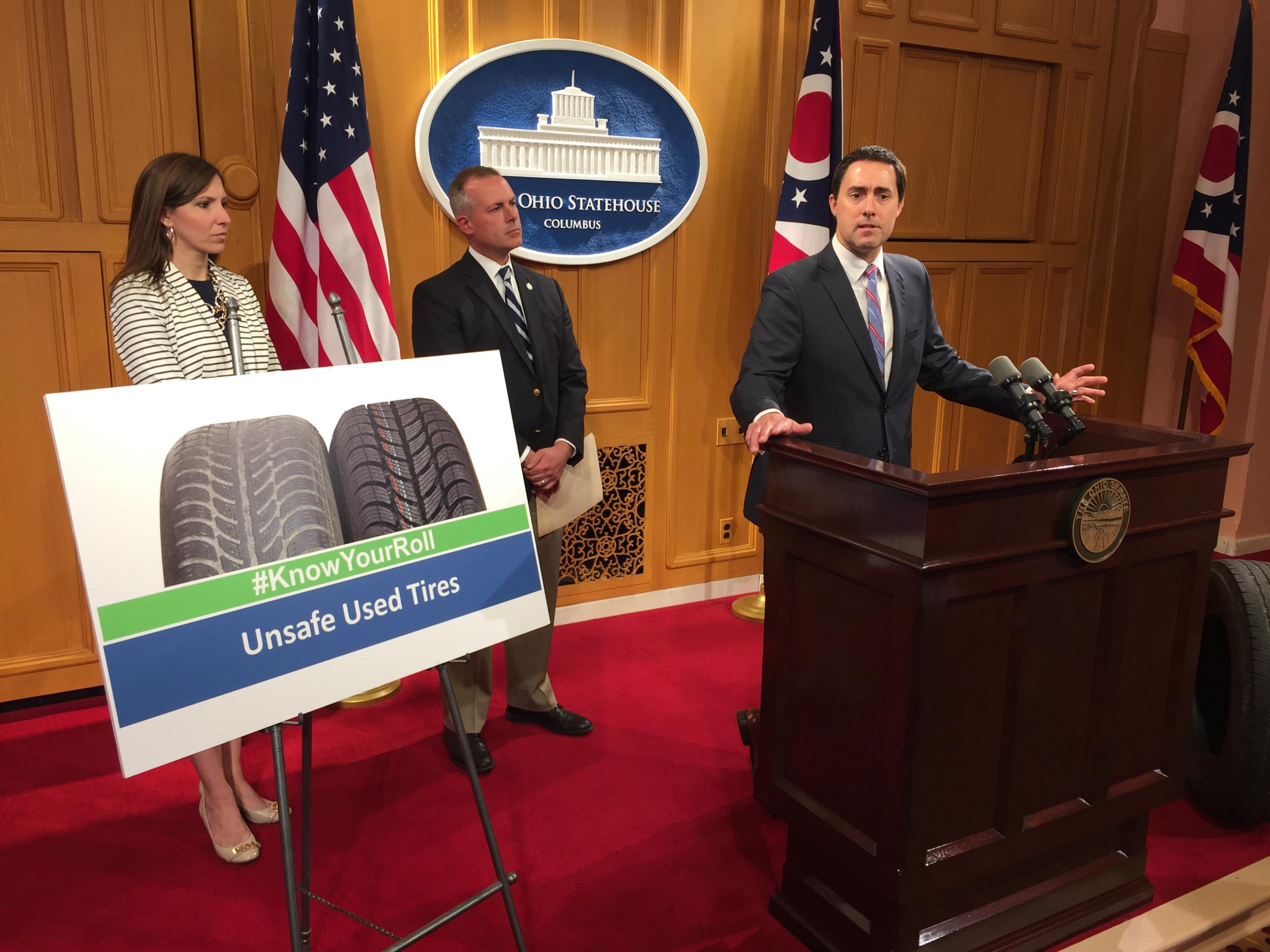 Used Tires Columbus Ohio >> Ohio Lawmakers Want To Stop Repair Shops From Putting Unsafe Used
