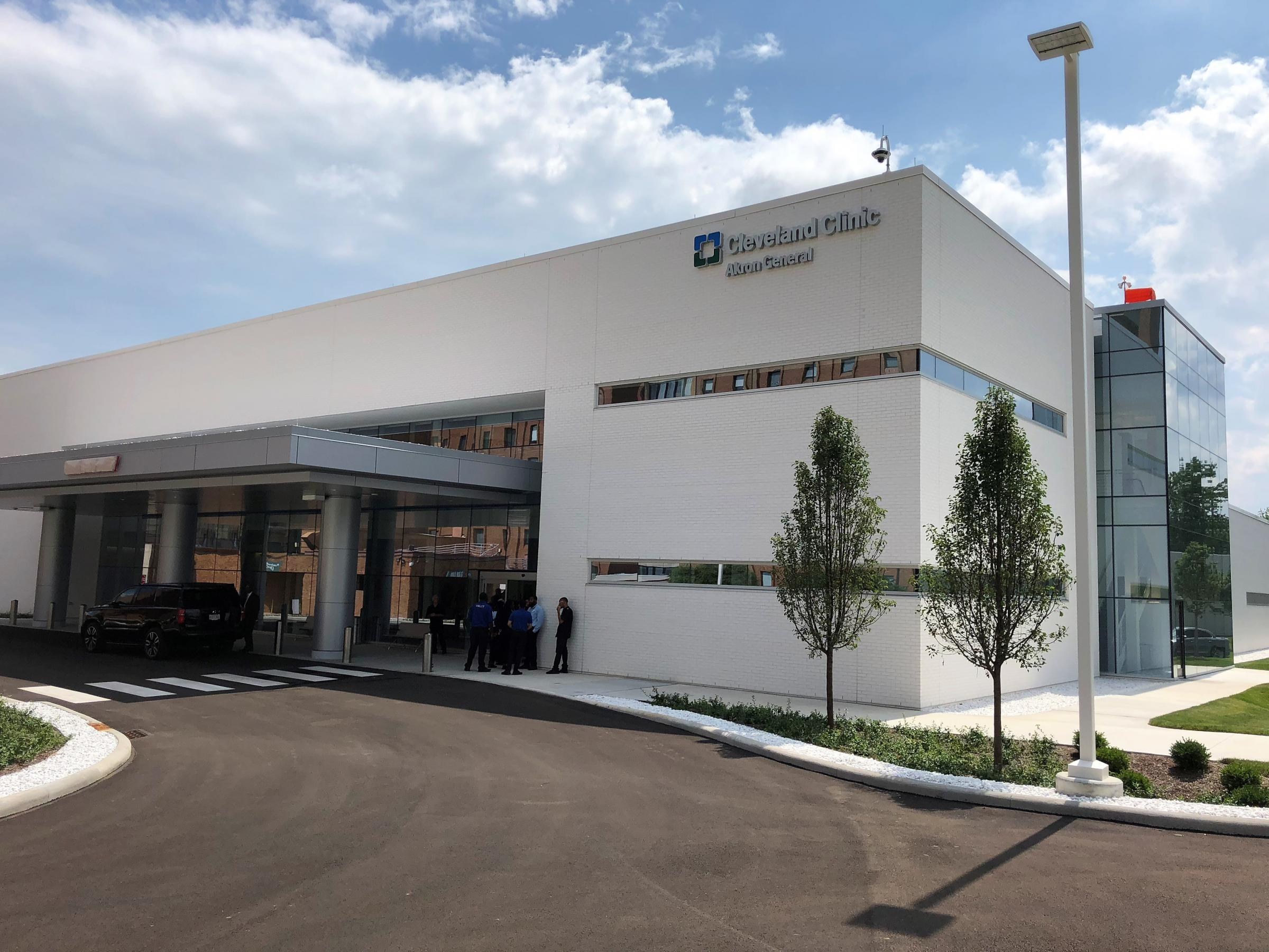 Cleveland Clinic Akron General Unveils Its New, Upgraded
