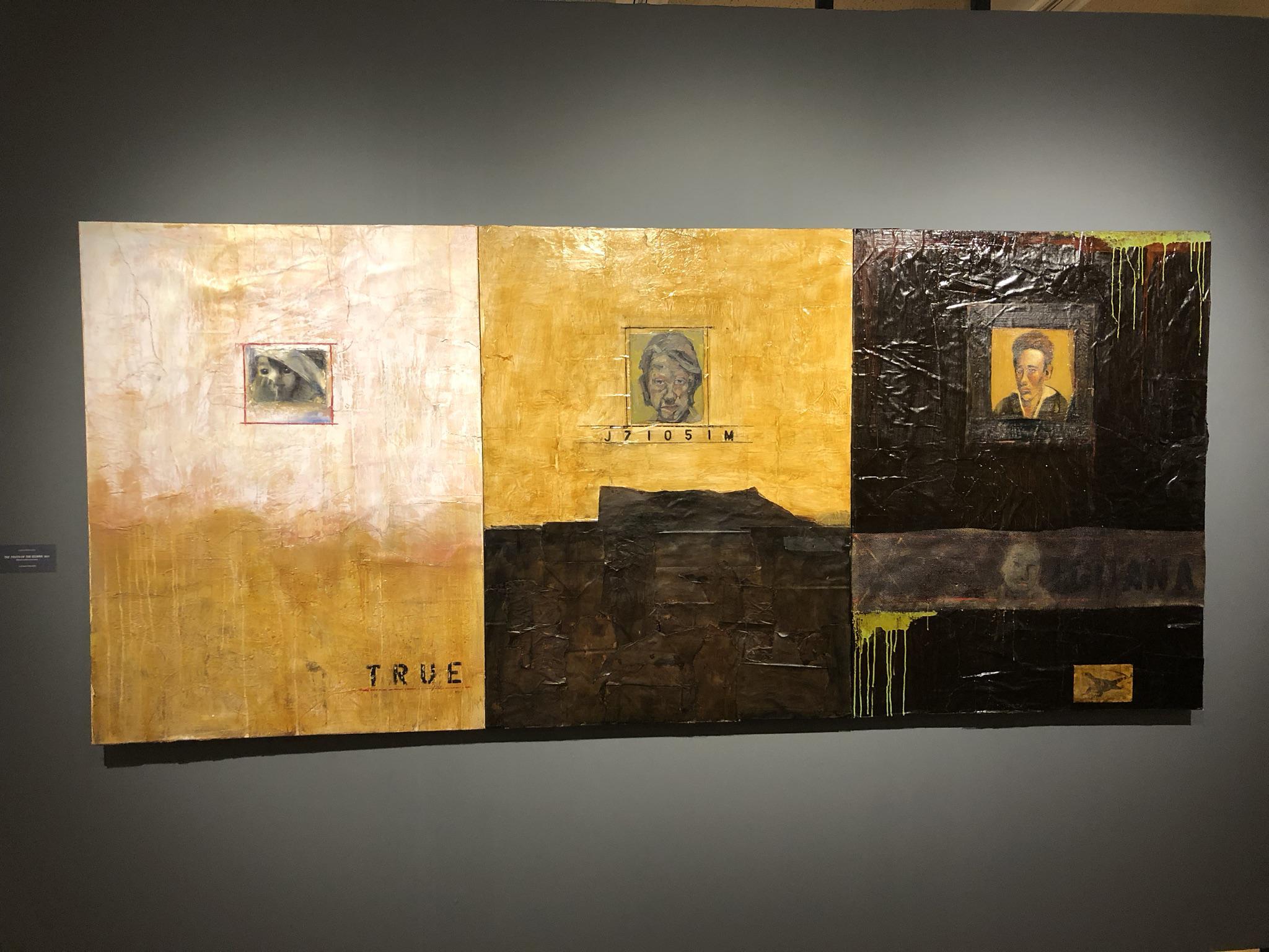 State of the Arts: John Mellencamp Brings Somber Artwork to ...