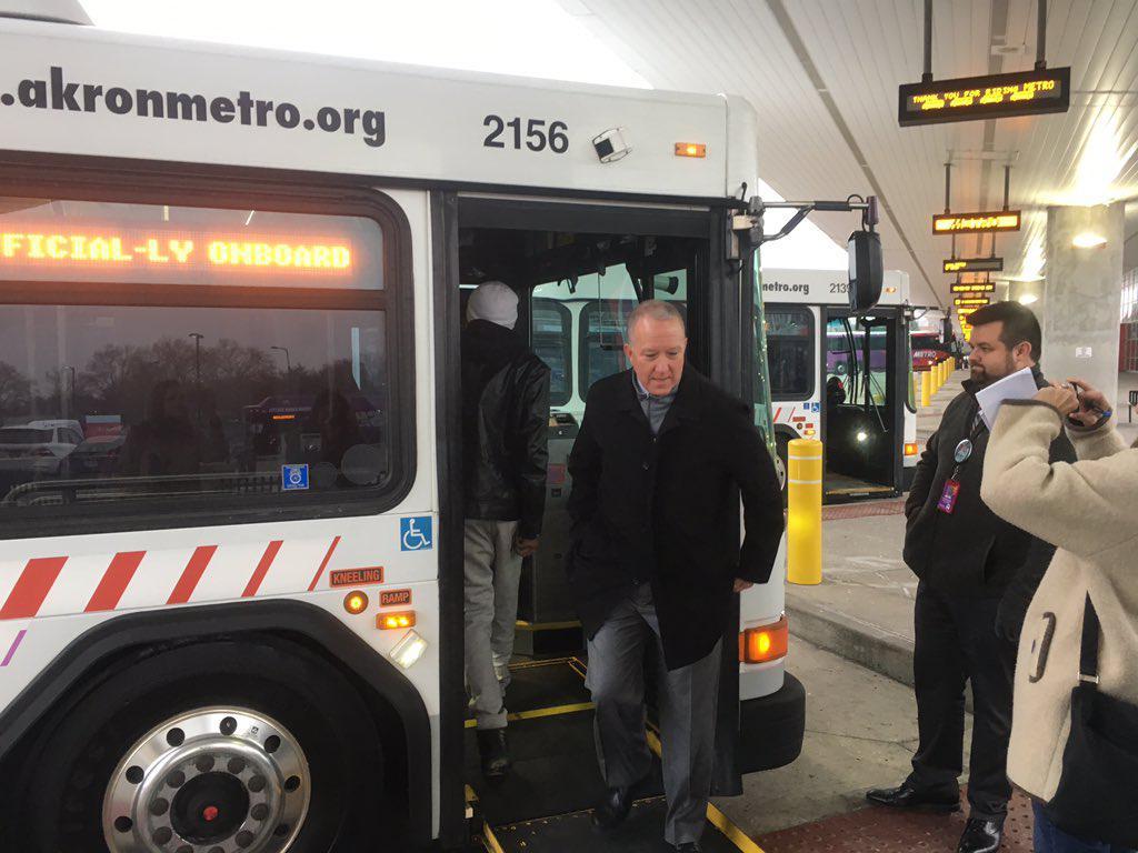 metro rta invites officials to take a ride, discuss improvements | wksu