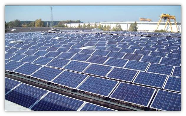 Solar Energy Technologies On Campus Climate Colab