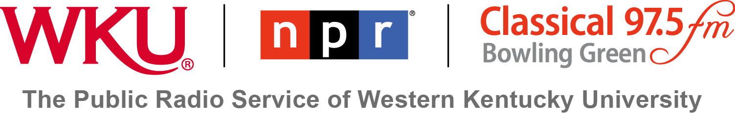 WKU Public Radio logo