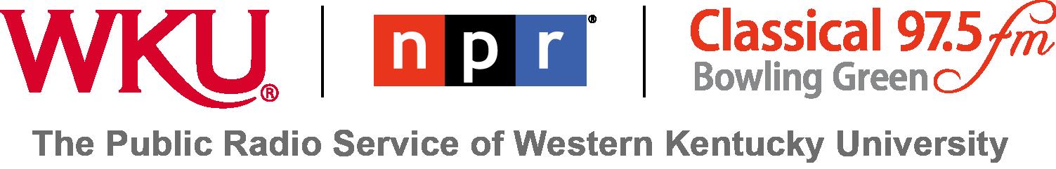 WKU Public Radio logo