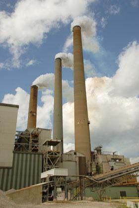 LG&E's Mill Creek Generating Station