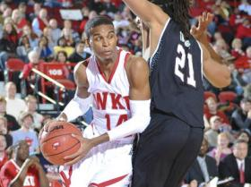 WKU senior guard Jamal Crook
