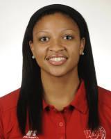 WKU sophomore Chastity Gooch, a forward from Franklin, Ky.