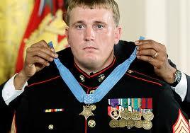 Kentucky native Dakota Meyer was presented the Medal of Honor by President Obama in 2011.