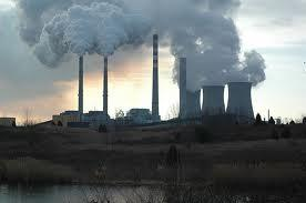 The coal-fired power plant in Muhlenberg County, Ky