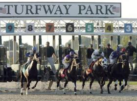 Turfway Park in Florence, Ky