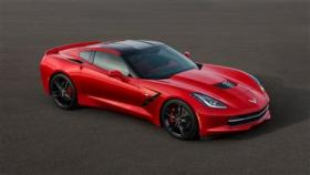 2014 Stingray Corvette