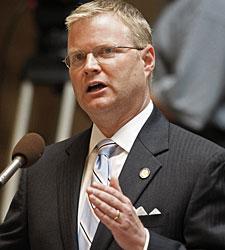 Sen. Damon Thayer (R-Georgetown)