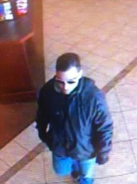 The man who robbed a Bowling Green bank Wednesday was captured on security cameras.