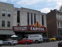 The Capitol Arts Center in downtown Bowling Green
