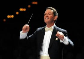 Conductor Nicholas Palmer