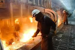 Workers at the Century Aluminum smelter in Hawesville, a major employer in that region.