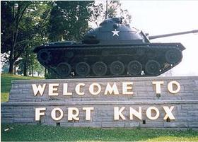 Ft. Knox is home to the 19th Engineer Battalion.