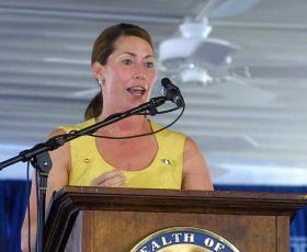 Kentucky Secretary of State Alison Lundergan Grimes
