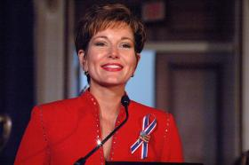 Heather French Henry, who was crowned Miss America 2000, will become Commissioner of the Kentucky Department of Veterans Affairs July 1.