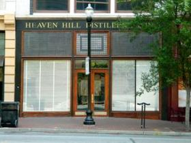 Heaven Hill is setting up shop in downtown Louisville.