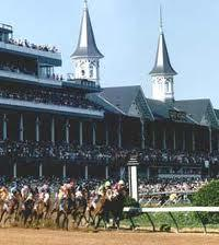 The 140th running of the Kentucky Derby is May 3.