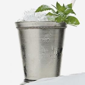 The apotheosis of Kentucky's bourbon culture: the mint julep