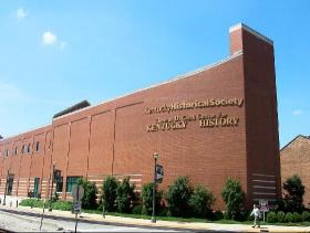 The Kentucky Historical Society in Frankfort