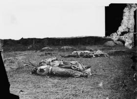 Gettysburg battlefield.