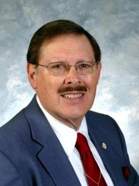 Rep. C.B. Embry is a Republican representing Butler and Grayson counties, and part of Hardin County.