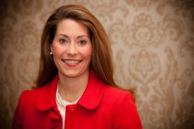 Kentucky Secretary of State and Senate candidate Alison Lundergan Grimes
