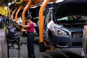 Tennessee boasts more than 900 automotive plants.