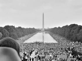 Wednesday marks the 50th anniversary of the famous March on Washington.
