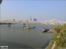 Progress is being made on the Ohio River Bridges project.