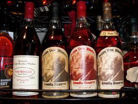 Pappy Van Winkle is one of the mostly sought-after bourbons in the world.