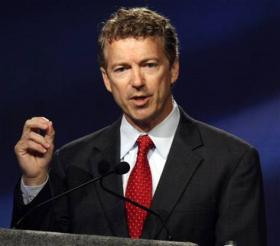 U.S. Sen. Rand Paul is considering a presidential bid in 2016.