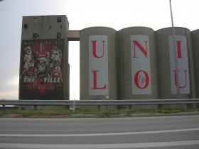 The silos along I-65 will come down by October