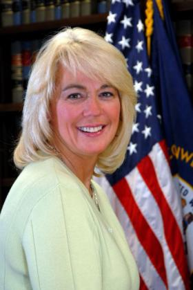 Rep. Leslie Combs (D-Pikeville)