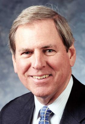 Kentucky State Senator Jerry Rhoads, D-Madisonville