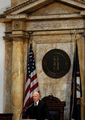 Kentucky state Sen. Dan Seum (R-Louisville)